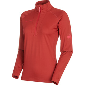 Mammut Snow ML PUII Midlayer met 1/2 rits Dames, scooter